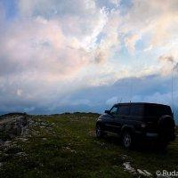 Путешествие в облака :: Сергей