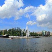 Панорама двух рек :: Сергей Карачин