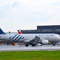 Skyteam Aeroflot :: Kylie Row