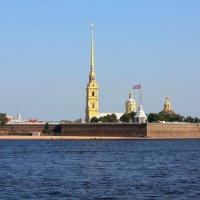 Петропавловская крепость :: Александр Алексеенко