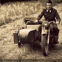 Deutsch Motorradfahrer :: Константин Сафронов