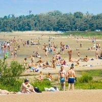На Дубковском пляже (4) :: Виталий