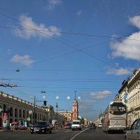 Эх, да вдоль по Невскому..... :: Tatiana Markova
