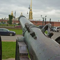 музей артиллерии.. :: Андрей Кобриков
