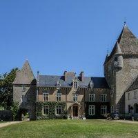 замок Корабеф (Сoraboeuf) XV век :: Георгий