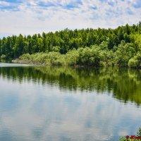 Гилёвское водохранилище (Алтайский край) :: Юрий Фёдоров