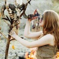 Пустынные ведьмы :: Ольга Чиж