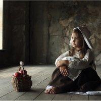 Золушка, или два грустных воробушка :: Виктория Иванова