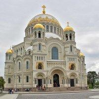 Морской Никольский собор в Кронштадте :: Nina Karyuk