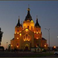 Нижний Новгород. Собор Александра Невского.. :: Николай Панов