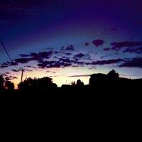 Вечерний закат :: Любовь