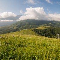 хороший день в горах :: Вадим Бурмистров