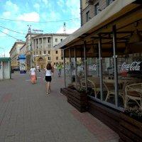 Городской пейзаж :: Александр Сапунов