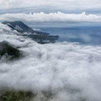 Черногория под облаками :: slavado
