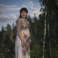 Лесная красавица :: Георгий Морозов
