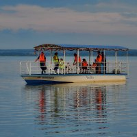 Туристы на озере Неро :: Olcen Len