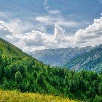 горы... :: Alexandr Staroverov