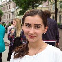 ах, эти девичьи глаза :: Олег Лукьянов