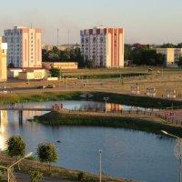 Городской пейзаж :: Mariya laimite