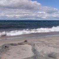 Байкальские тихие  волны.. :: Любовь Лапардина
