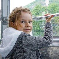 А за стеклом дождик... :: Наталия Сарана