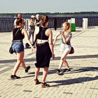 Party у Волги.... :: Андрей Головкин