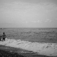 Знакомство с морем :: Александр Долгов