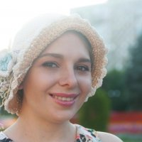 Портрет в шляпке :: Albina