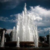 Фонтан в Екатерининском сквере :: Krasnodar Pictures