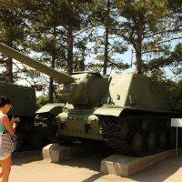 Музей военной техники на Сапун-горе. :: sav-al-v Савченко