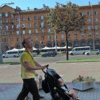 За тобой наблюдают :: Александр Сапунов