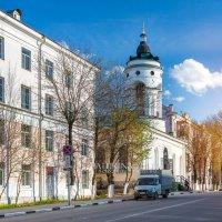 Скорбященская церковь :: Юлия Батурина