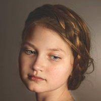 Портрет Алины :: Екатерина Постонен