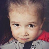 Моя маленькая девочка. :: Лилия .