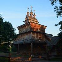 Церковь Георгия Победоносца, 1685 :: Галина R...