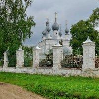 Храм в Годеново :: Olcen Len