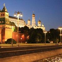Вечерний кремль :: ninell nikitina