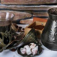 Кофейное настроение :: Андрей Хомяков