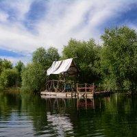 озеро у горы Гасфорта в Севастополе :: Татьяна Сандулова