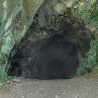 Пещера вечной мерзлоты :: Ольга (Кошкотень) Медведева