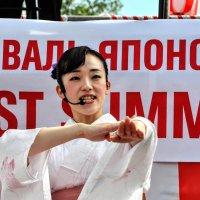 Мао Аска учит танцам ! :: Анатолий Колосов