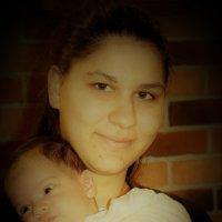 мать с ребёночком :: Ариэль Volodkova
