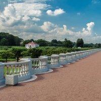 Марлинский сад.Петергоф. :: Павел Лушниченко