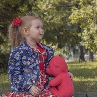 Детство :: Malinka Art Galina Paigetova