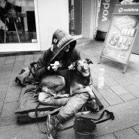 Городские будни...Гамбург,Германия! :: Александр Вивчарик