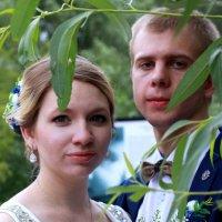 Серьезный Виктор и скромная Анжела... :: Анна Шишалова