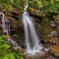 Кавказские горы (парк водопадов) :: олег