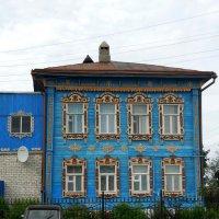 Ажурный домик в Козьмодемьянске :: Надежда