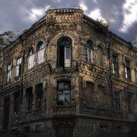 Старый дом :: Сергей Шруба