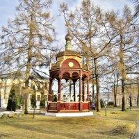 Территория Ио́сифово-Во́лоцкого монасты́ря :: Елена (ЛенаРа)